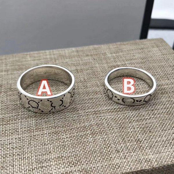 best selling Top Latest Products 925 Silver Ring High Quality Couple Ring Fashion Men Ring Jewelry China Bulk Supply