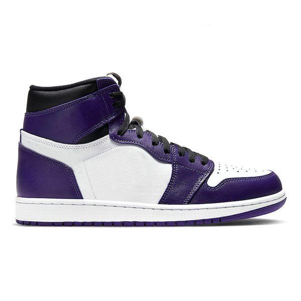 18 Court Purple