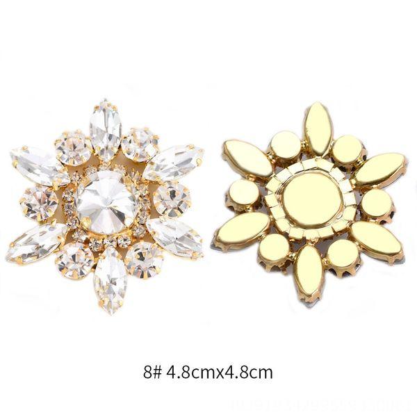 # 8 4.8cmx4.8cm-Plata Sole