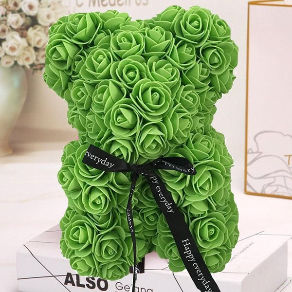 Verde 25 cm senza scatola