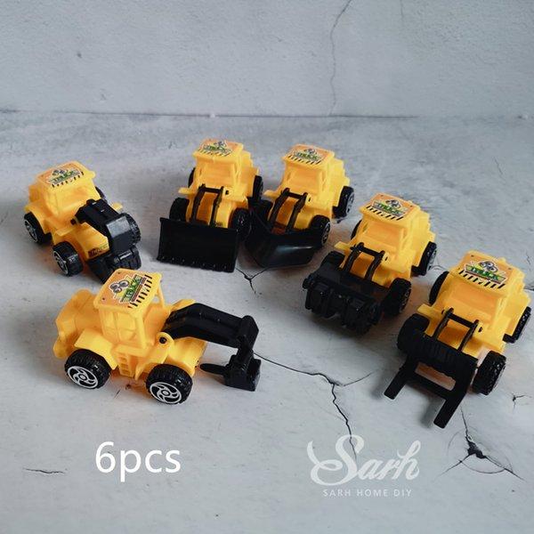 6pc Инженер транспортного средства