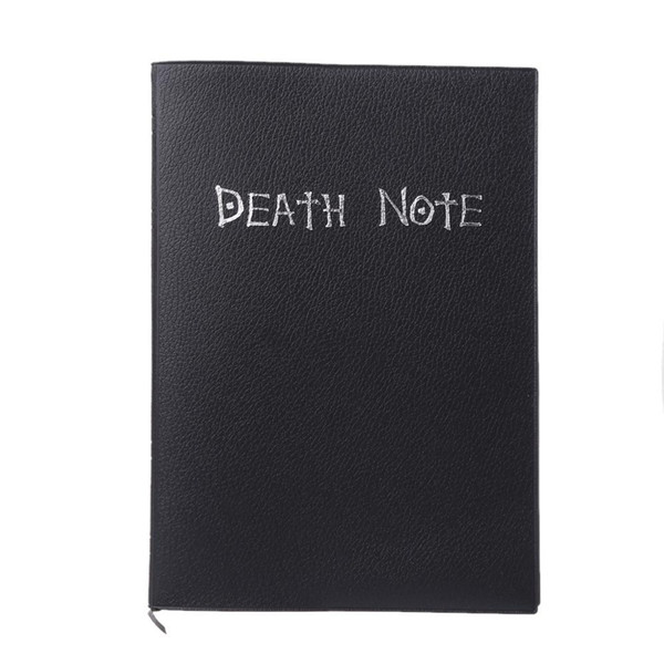 top popular New Collectable Death Note Notebook School Large Anime Theme Writing Journal Oct18 C0924 2021