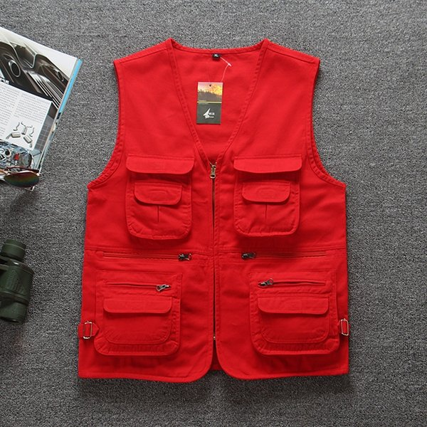 Zipper Red