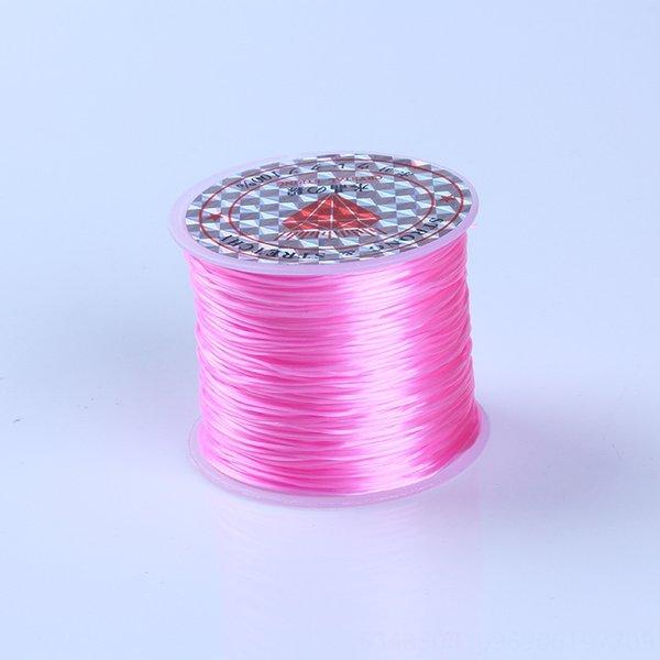 Profondo rosa-un rotolo dista circa 50 metri