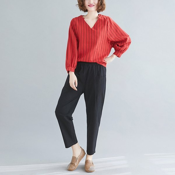 Rojo Negro Pantalones