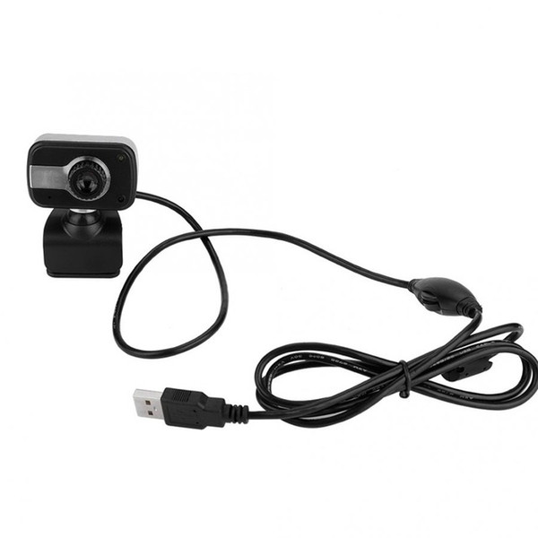 Webcams USB with MIC 12MP HD Web Camera USB Camera 360 degree for LCD Screen Laptop for   MSN   ICQ Night