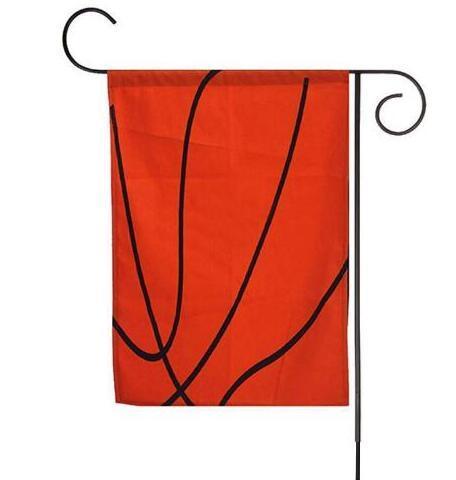 # 4 di tela monogramma bandiera
