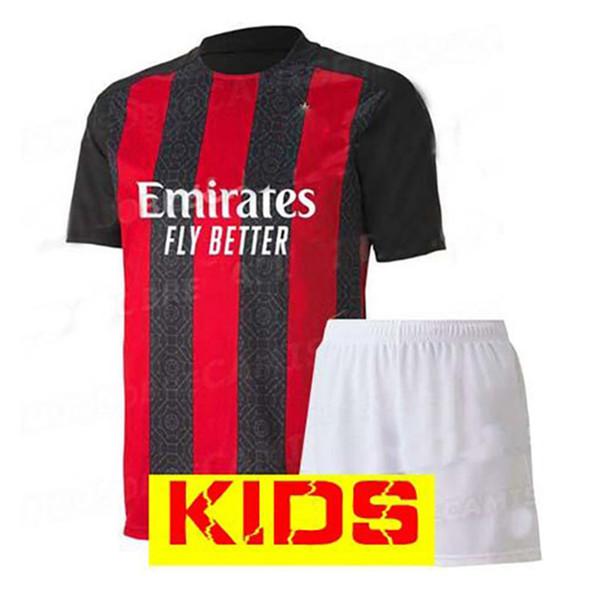 20/21 Home Kids kit