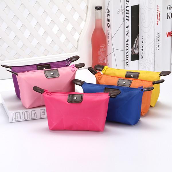 top popular Pink sugao makeup bag cosmetic bags for travel makeup organizer and toiletry bag payment link 2021