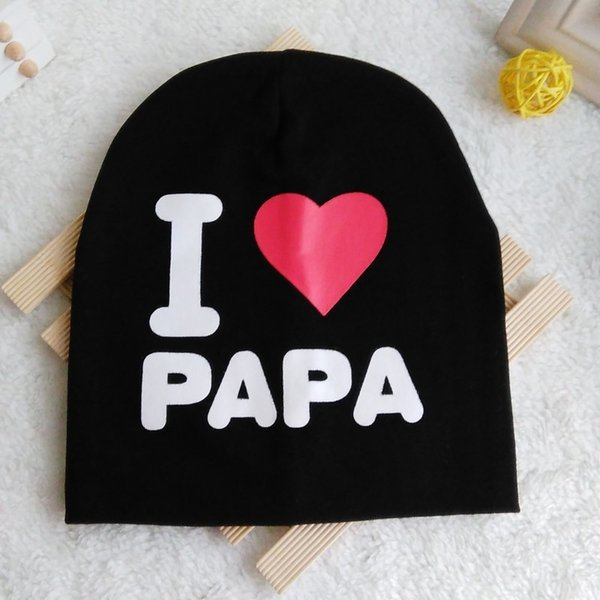 i Love Dad Noir