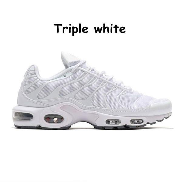 2 triples blancos