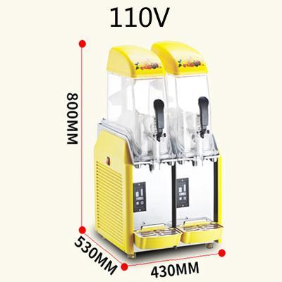 Doble tarros 110V