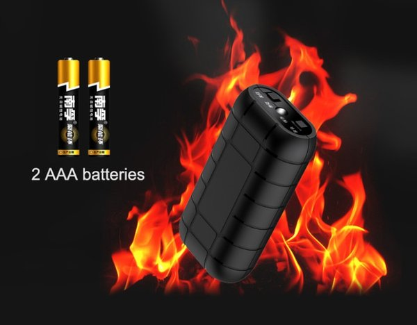 utilizado para AAA (sem bateria)