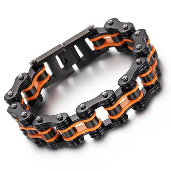 Noir Orange-23cm