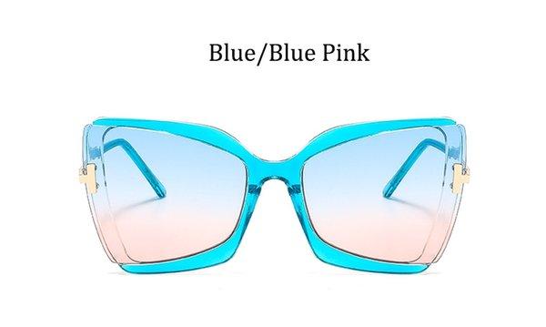 Azul azul rosa