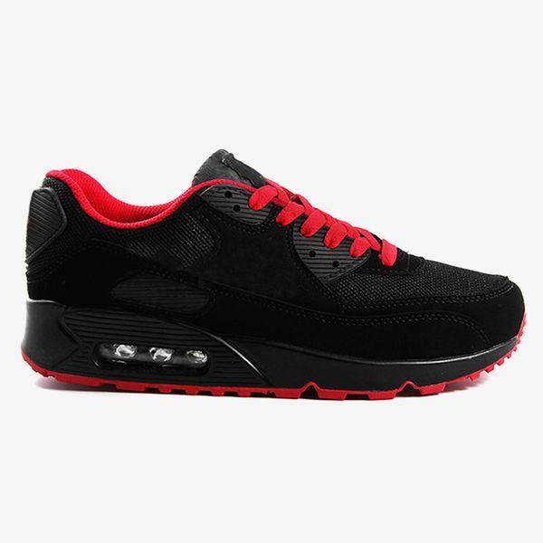 24 Black Red 36-45