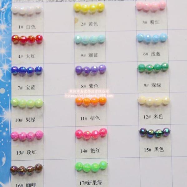 Color al azar de mezcla-10mm