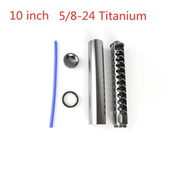 5 / 8-24 티타늄 10quot;