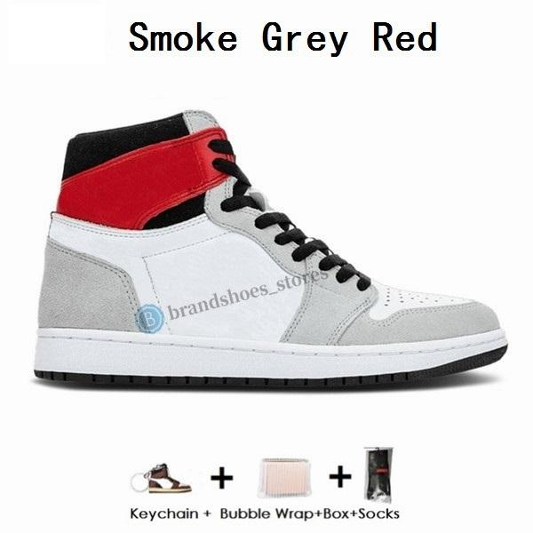 Alta Smoke Red Grey