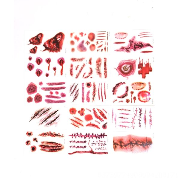 Scar (dieci pezzi)