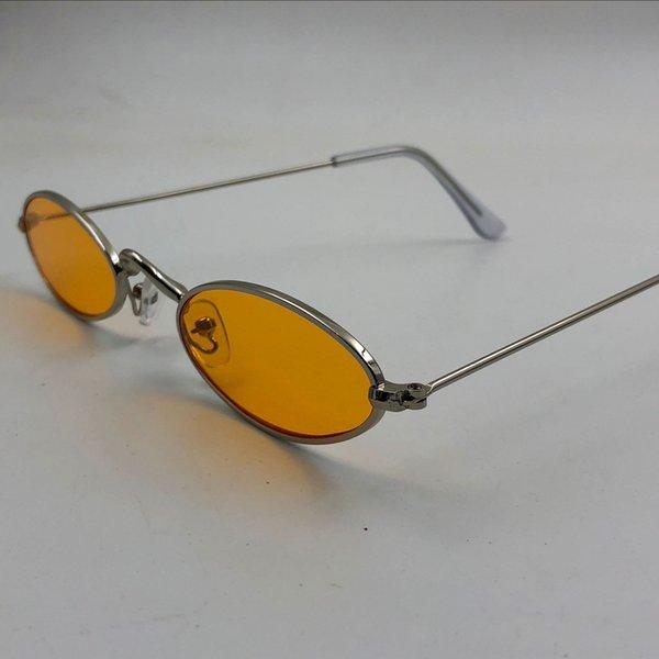 C5 Silver Frame Orange Slice