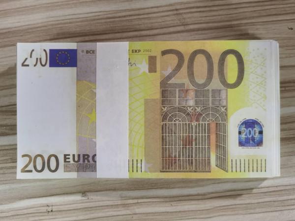 200Euro 100pcs