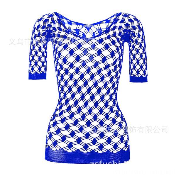 Dimensioni Simple Blue-media Outfit + Color