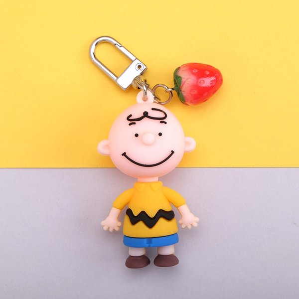 Charlie + Silver Buckle + Small Strawber