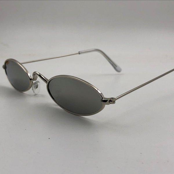 C12 Silver Frame White Mercury