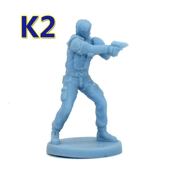 Un modèle K2