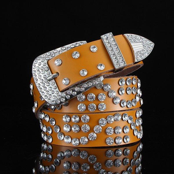 S-tipo diamante completo Naranja