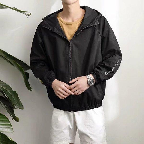 Sorrindo Face Jacket Preto