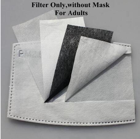 Seulement des adultes Filtre, Masque NO