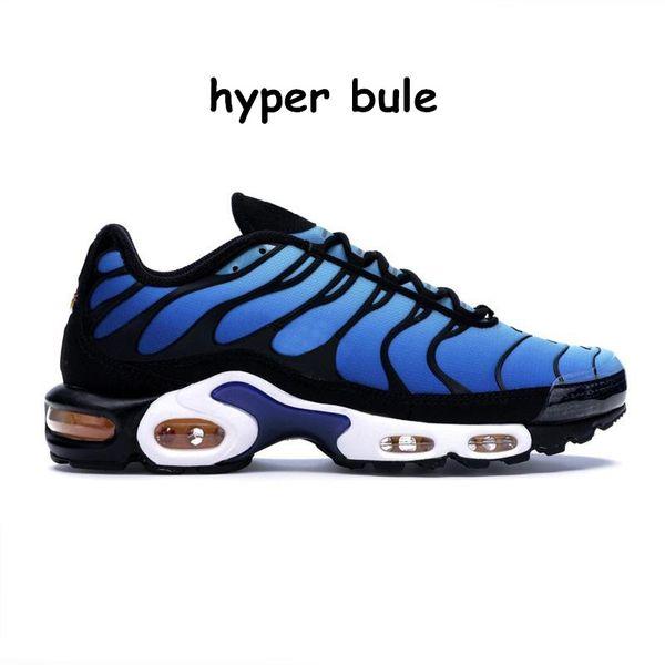 3 Hyper bleu
