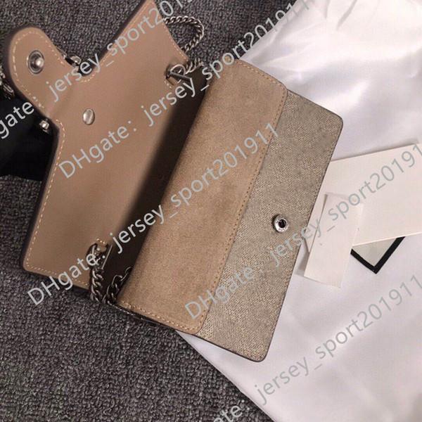 top popular 2020 Hot Sale womens bags mini size women and men wallets change purse wrist purse hand purse Leather shoulder bags 16.5cm and 19cm 2020