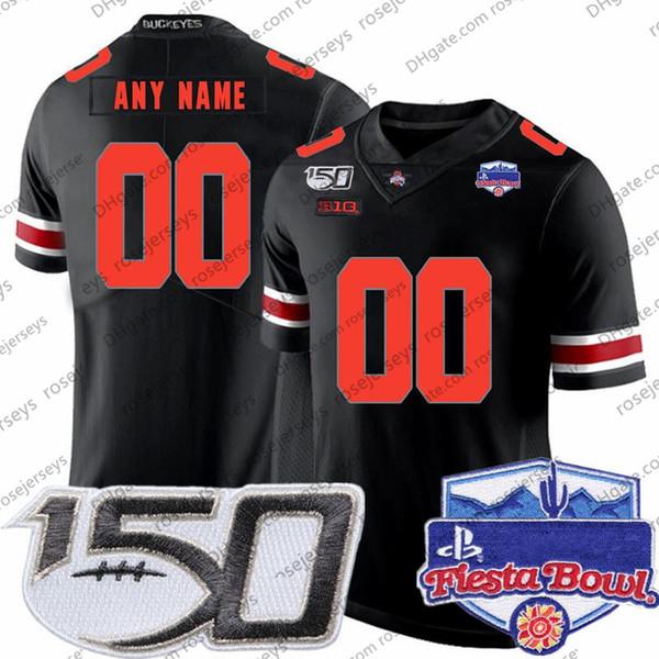 Negro con 150 ° Fiesta Bowl