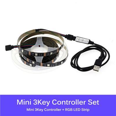 Mini 3key conjunto controlador