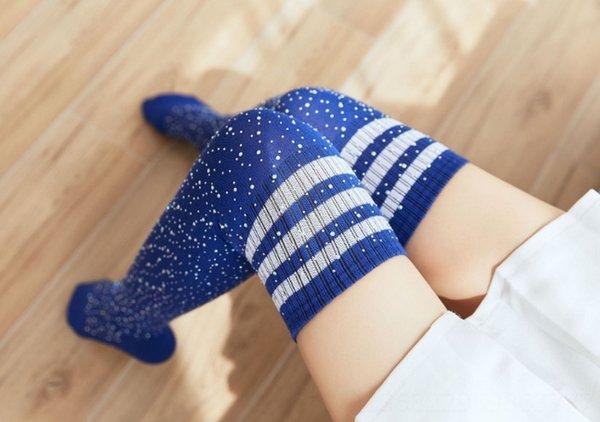 Blau-One Size