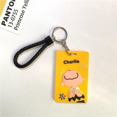Charlie + trançado chaveiro Rope