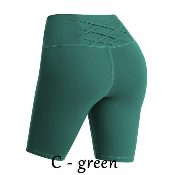 C yeşil