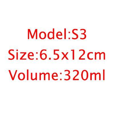 S3 6.5x12cm Bambusabdeckung