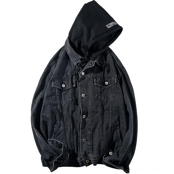 Negro 109 capa encapuchada