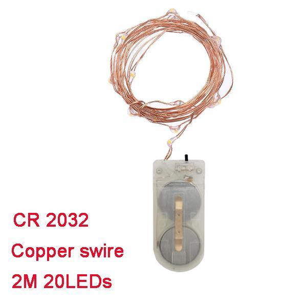 النحاس swire / CR2032 نمط