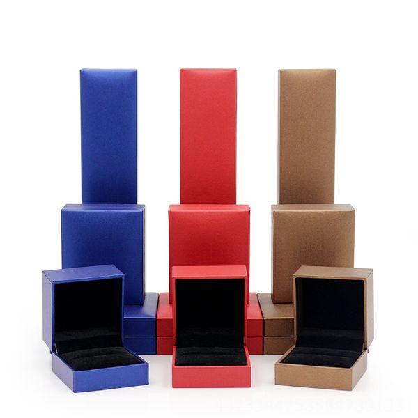 Brown-Ringxear Nail Box