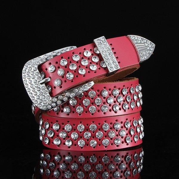 Diamante hueco completa Rose Red