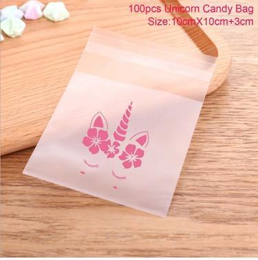 bag 100pcs unicorno