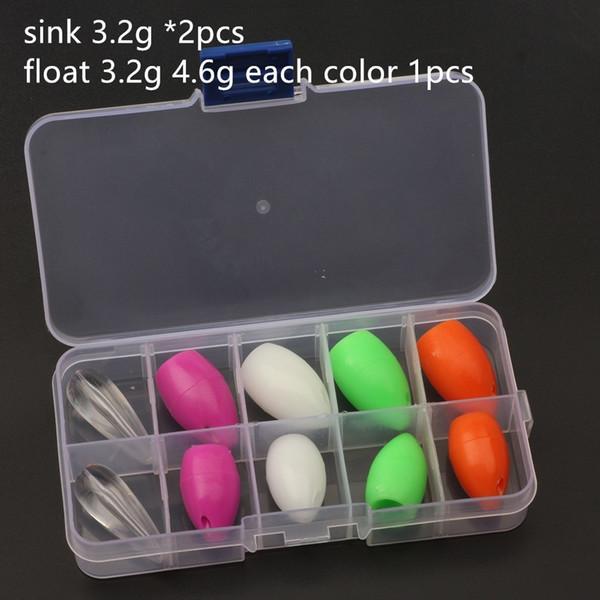 float mix sink x2