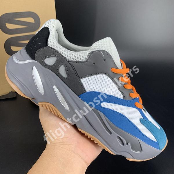 700 36-46 Teal arancio blu