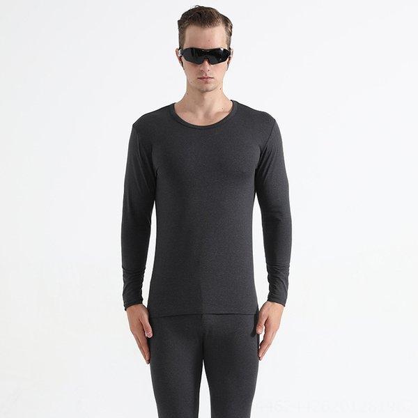 Homens-escuro Hemp Grey