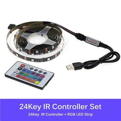 conjunto controlador 24key IR